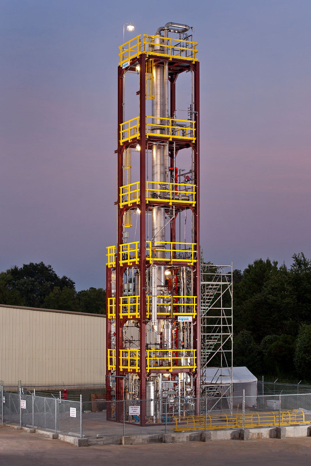 Xytel-Distillation-Tower